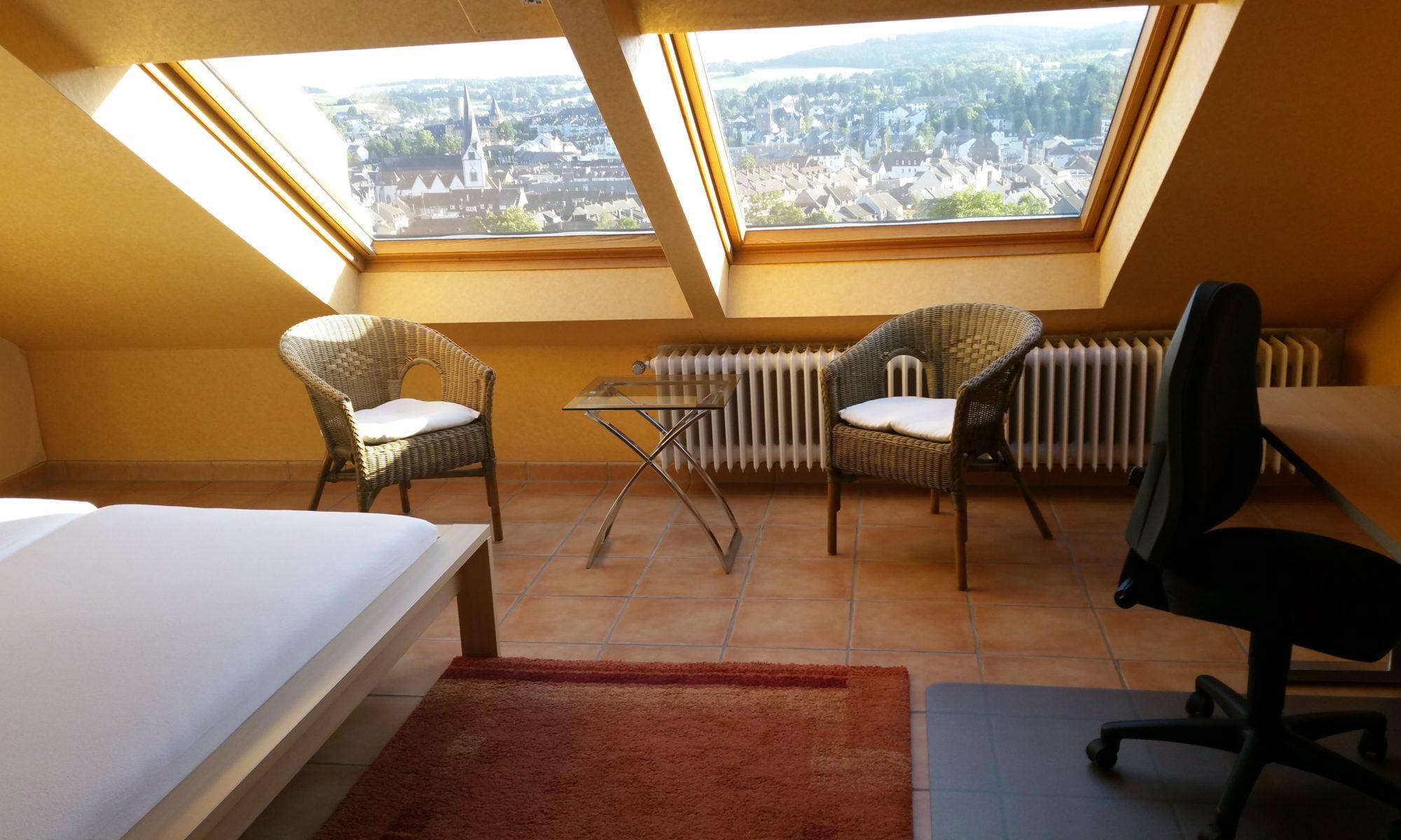 Wohn-Schlafzimmer - Ferienwohnung Winkler in Mayen